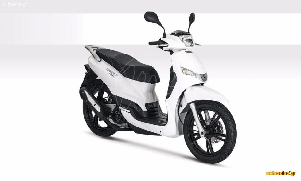 Πωλείται Καινούργιο Scooter Peugeot TWEET EVO 125 του 2018