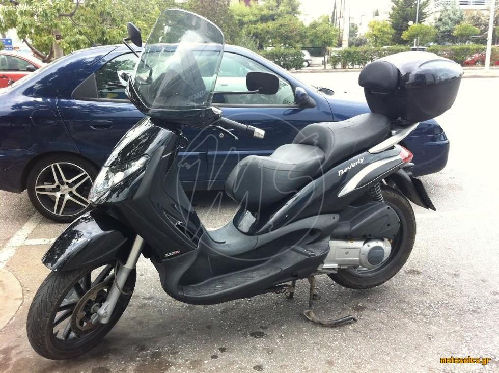 Πωλείται Μεταχειρισμένο Scooter Piaggio Beverly 250ie του 2007
