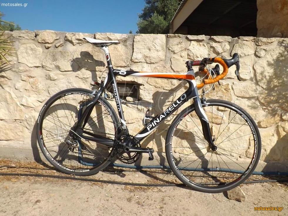 Πωλείται Μεταχειρισμένο Ποδήλατο Δρόμου Pinarello  Carbon FP6 του 2009