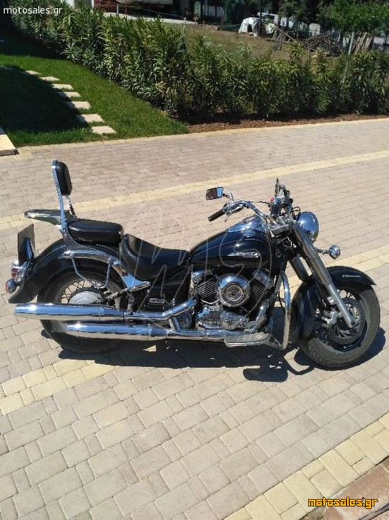 Πωλείται Μεταχειρισμένο Custom / Chopper Yamaha Dragstar του 2005