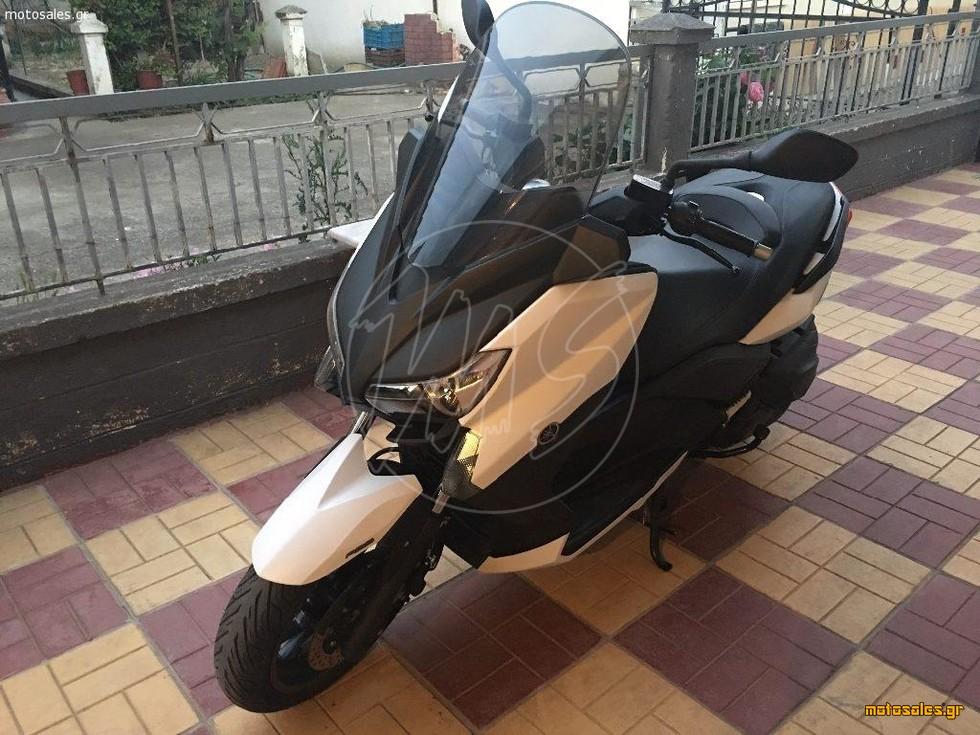 Πωλείται Καινούργιο Scooter Yamaha X max 400 του 2016