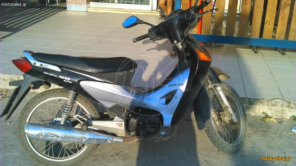 Πωλείται Μεταχειρισμένο Παπάκι Honda ANF 125 Innova του 2005