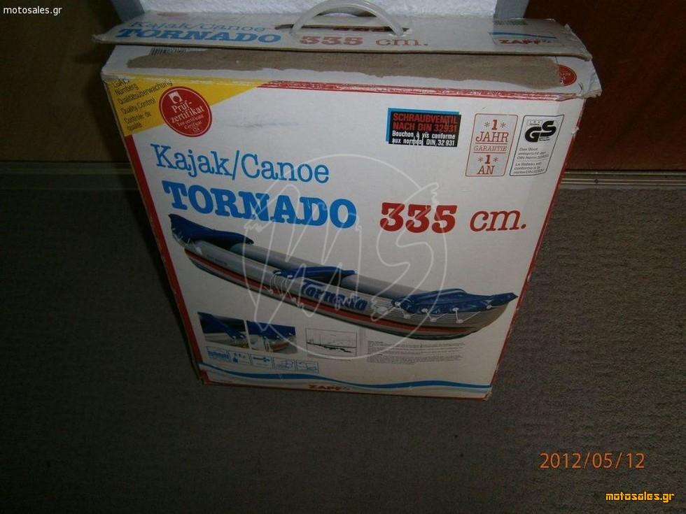 Πωλείται Καινούργιο Jetski Sea DOO Zapf kajak Canoe Modell Tornado 335 cm του 2012