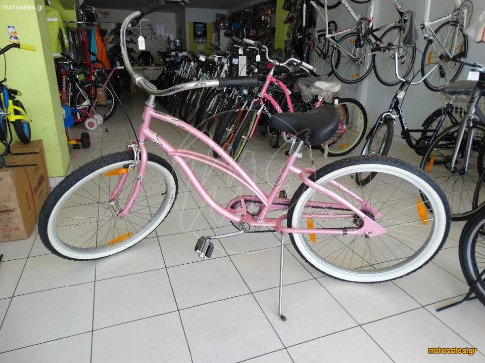 """Πωλείται Καινούργιο Ποδήλατο Δρόμου   ELECTRA CRUISER 1 26"""" [310€] του 2012"""