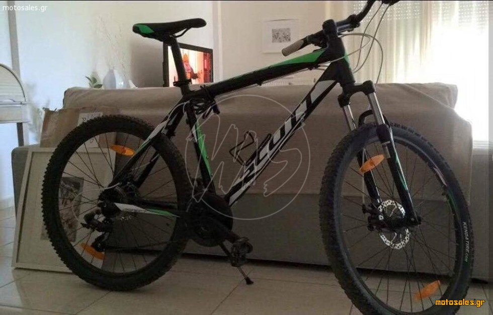Πωλείται Μεταχειρισμένο Ποδήλατο Mountain Scott  Aspect του 2015