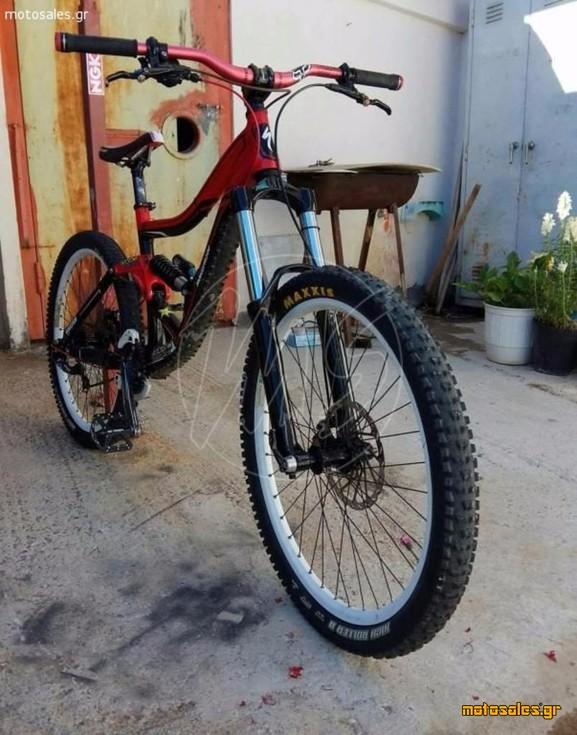 Πωλείται Μεταχειρισμένο Ποδήλατο Mountain   Specialized Big Hit του 2010