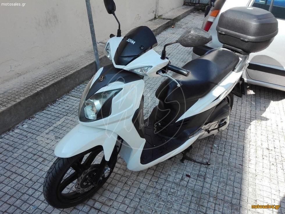 Πωλείται Μεταχειρισμένο Scooter Sym Symhony sr 150 του 2011