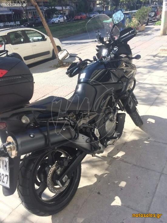Πωλείται Μεταχειρισμένο On/Off Suzuki DL 650 V-STROM του 2010