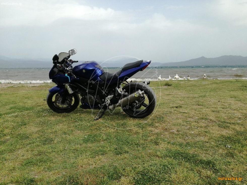 Πωλείται Μεταχειρισμένο Sport Touring Suzuki Sv1000s του 2004