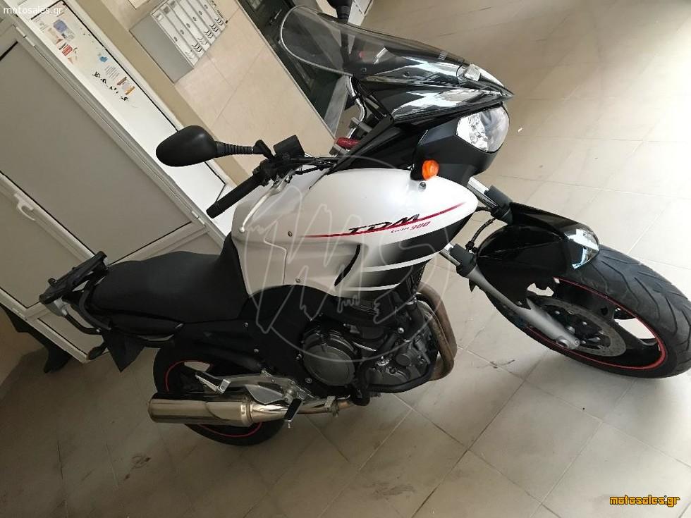 Πωλείται Μεταχειρισμένο Sport Touring Yamaha Tdm του 2004