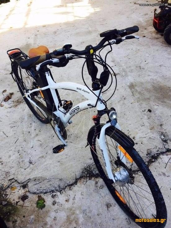 Πωλείται Μεταχειρισμένο Ποδήλατο Ηλεκτρικό   Wisper του 2008