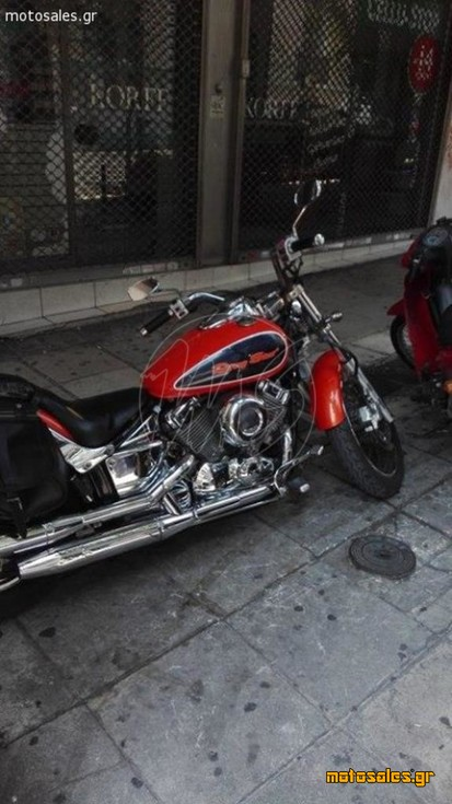 Πωλείται Μεταχειρισμένο On/Off Yamaha DRAGSTAR του 1999